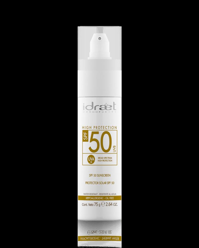 Protector Solar SPF 50